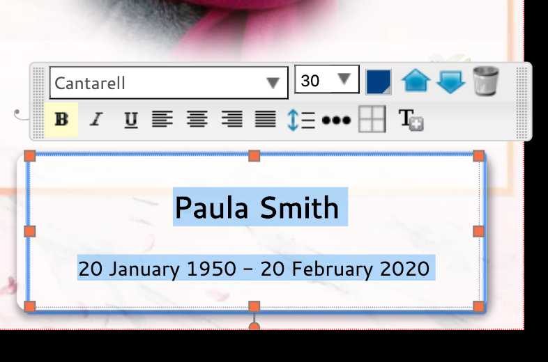 Add-Name-And-Dates